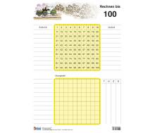 FIXI Lernkarte Rechnen bis 100