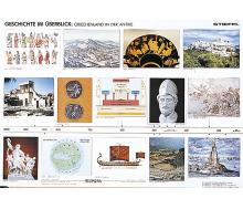 Handkarte Die Griechen Set