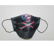 Mund- & Nasenmaske - Piraten