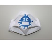Mund- & Nasenmaske - Kindermotiv covid