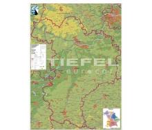 Landkreiskarte Kelheim