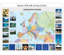 XXL-Brandschutz-Karte Europa