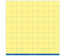 Lernmatte 1-100 blanko ohne Zahlen