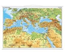 Mittelmeerländer physisch