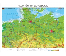XXL-Brandschutz-Karte Norddeutschland