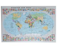 Puzzle Staaten der Erde