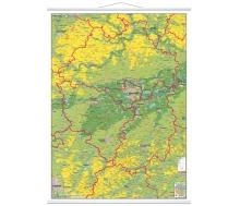 Region 10 Karte Oberbayern