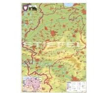Landkreiskarte Schaumburg