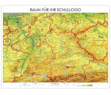 XXL-Brandschutz-Karte Süddeutschland