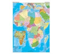 Afrika politisch (englisch)