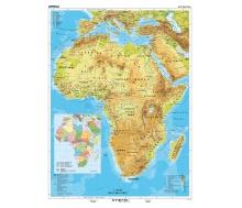 Afrika physisch