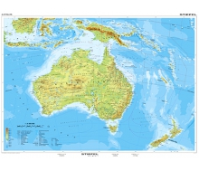 Australien physisch (deutsch)