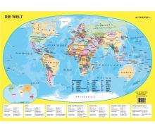 Weltreise-Würfelspiel
