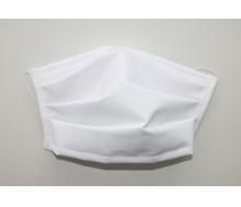 Mund-& Nasenmaske - Standard weiß