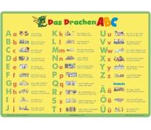 """Lernpuzzle XL """"Das Drachen ABC"""""""
