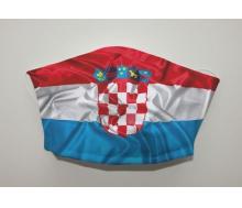 Mund- & Nasenmaske - Kroatien