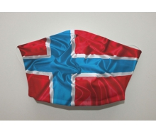 Mund- & Nasenmaske - Norwegen