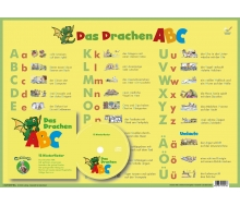 Das Drachen ABC / The Dragon ABC mit Musik-CD