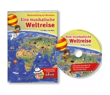 Liederbuch Musikalische Weltreise Set